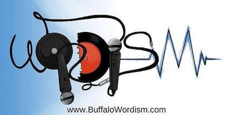 WORDISM - Open Mic Spoken Word Event tickets