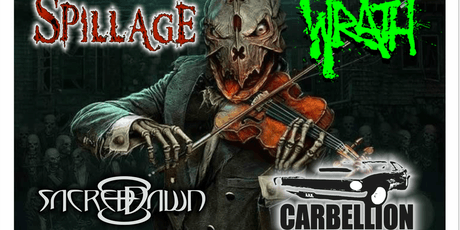 Carbellion tickets