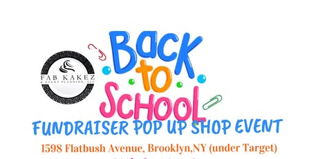 FAB's 1st Annual Back To School Fundraiser / Pop Up Event  tickets
