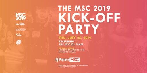 Miami Salsa Congress Kick Off Party