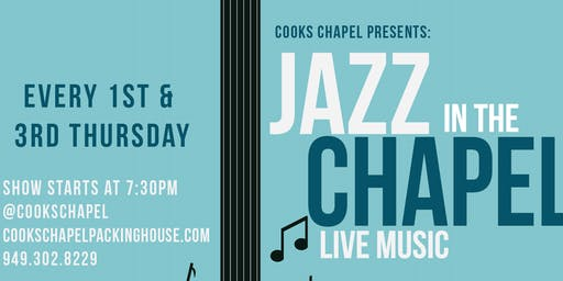 Jazz in the chapel