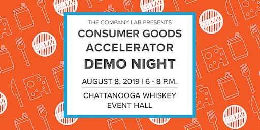 Demo Day: Consumer Goods Accelerator