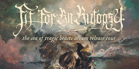 Fit For An Autopsy @ Holy Diver tickets