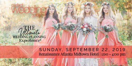 Perfect Wedding Guide Presents: The Ultimate Wedding Planning Experience tickets