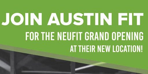 Austin Fit Celebrates NeuFit Grand Re-Opening!
