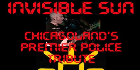 Invisible Sun - Police Tribute w/ Tres Hombres - ZZ Top Tribute tickets