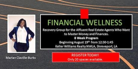 Financial Wellness tickets