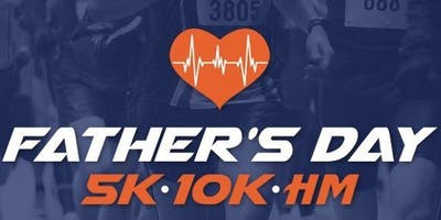 2020 Father's Day Half Marathon/1M/5K/10K/10M