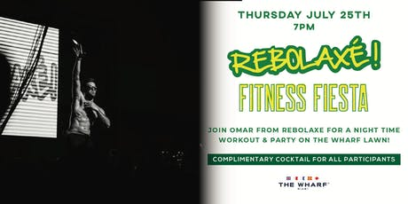 Rebolaxé Fitness Fiesta tickets