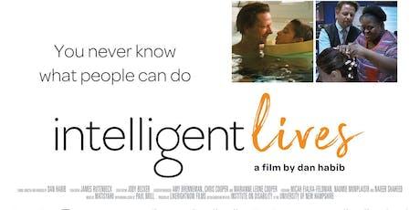 Intelligent Lives Screening tickets
