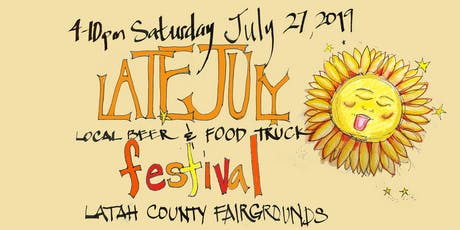 Late July Festival tickets