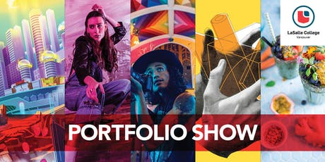 PORTFOLIO SHOW | September 2019 | LaSalle College Vancouver tickets