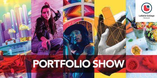 PORTFOLIO SHOW | September 2019 | LaSalle College Vancouver