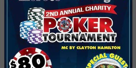 2nd Annual Charity Poker Tournament tickets