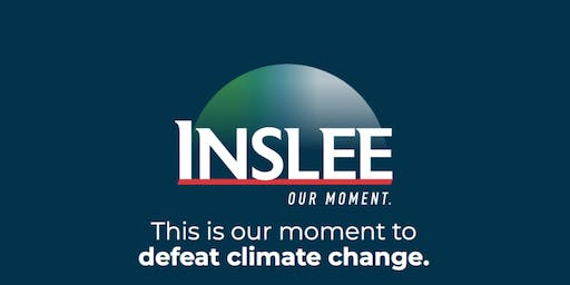 Volunteer with Inslee for America at the Bellevue Street Fair