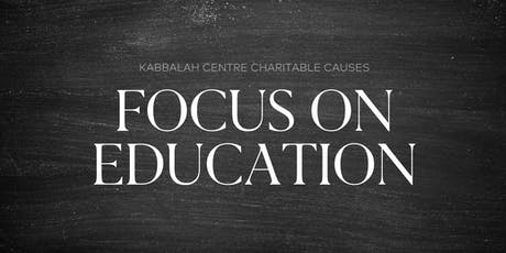 Focus on Education - Austin tickets