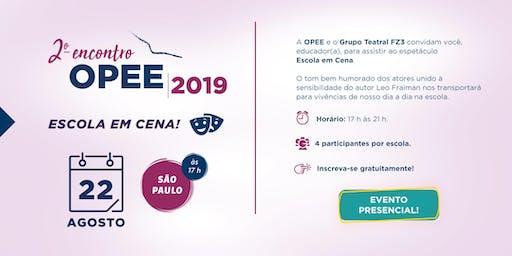 2º Encontro OPEE/ FTD 2019 (EVENTO PRESENCIAL)