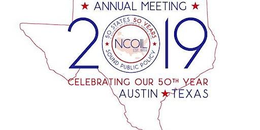 NCOIL 2019 Annual Meeting