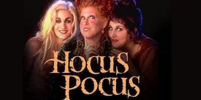 Hocus Pocus on Outdoor Cinema in Warwick