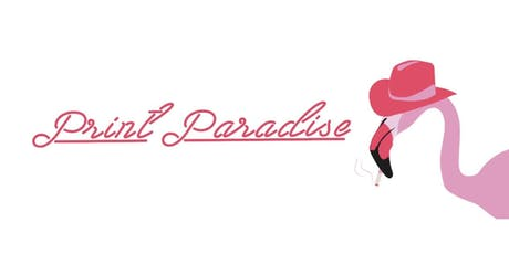 Print Paradise presented by Saturday Series and The Gallery tickets