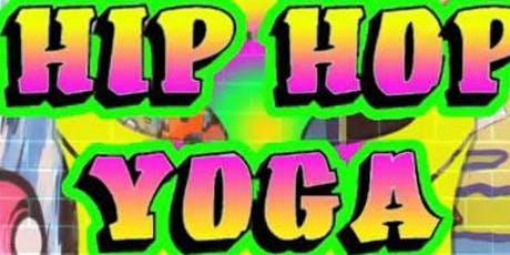 Hip Hop Glow Yoga tickets