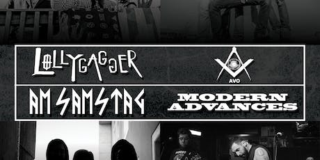 Invaders Tour - Alternative Night tickets