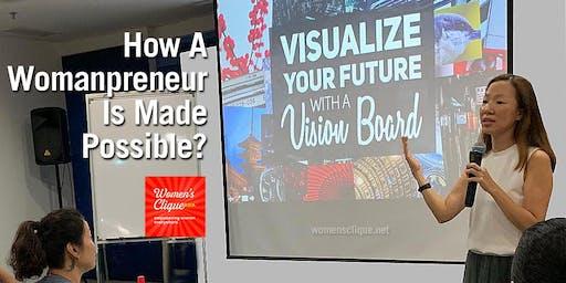 [WOMEN WORKSHOPS] How A Womanpreneur Is Made Possible? @Petaling Jaya