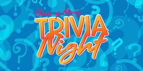 House of Mary - Trivia Night tickets