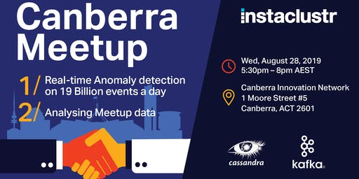 Canberra Meetup: Real-time Anomaly detection on 19 Billion events a day