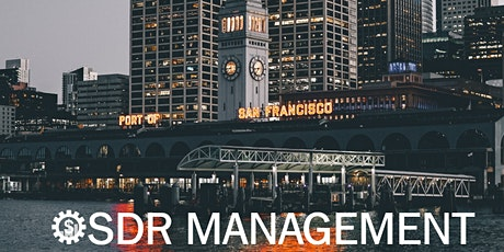 SaaSy SDR Management (SF) - The world's best SDR management program billets