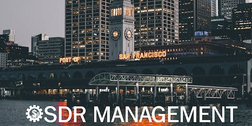 SaaSy SDR Management (SF) - The world's best SDR management program