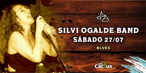 Noche de Blues con Silvi Ogalde Band