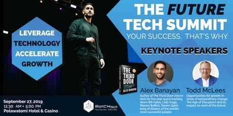 The Future Tech Summit  tickets