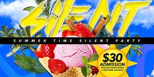 Summer Time Silent Party
