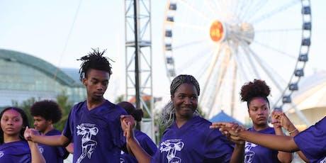 Spotlight on Peace @ Navy Pier, Polk Bros. tickets