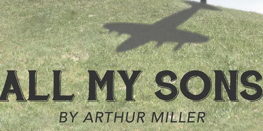 Fall Play: All My Sons on Saturday, November 9 @ 7:00PM