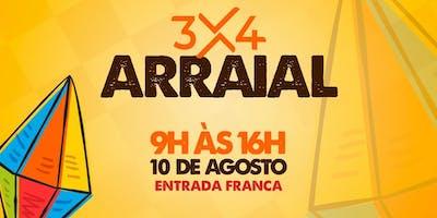 Arraial 3x4
