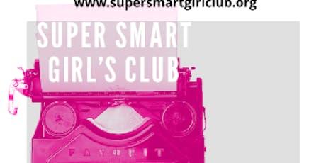 Super Smart Girl's Club Informational Session- Warner Robins, Ga tickets