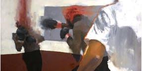 Andrew Gray Art Exhibit at Hotel Indigo Baltimore