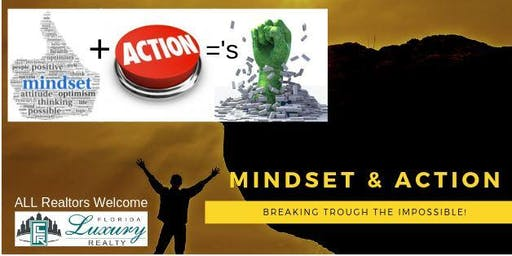 Mindset and Action - Break Through your Impossible - Time for Success