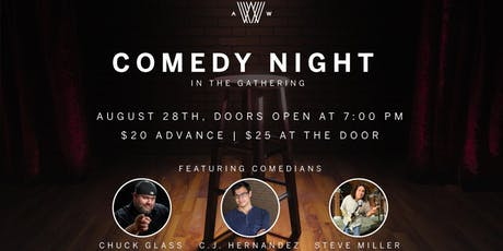 Laughs and Locals; A Stand Up Comedy Event tickets