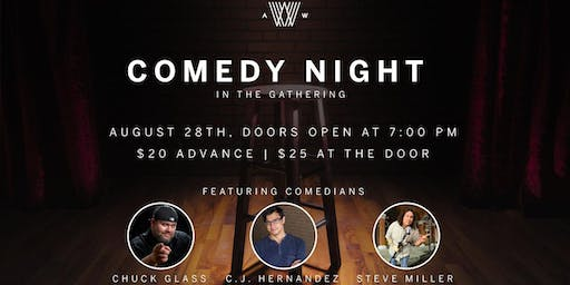 Laughs and Locals; A Stand Up Comedy Event