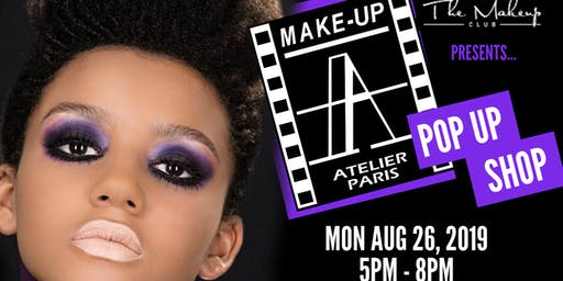The Makeup Club: Make-Up Atelier POP-UP SHOP