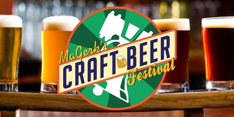 MaGerk's 5th Annual Craft Beer Festival tickets