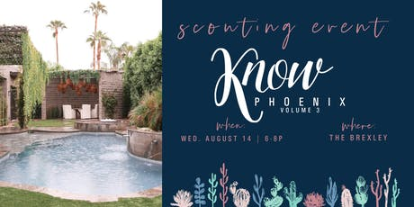 KNOW Phoenix Scouting Event Tickets