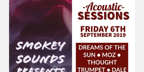 Teesside Cannabis Club: Acoustic Sessions tickets