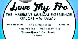 Love Thy Fro: The Immersive Musical Experience @...
