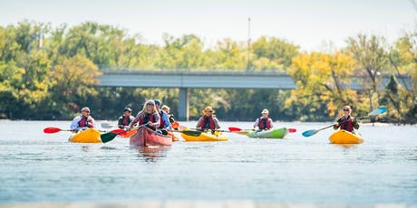 Kayaking at Capitol Riverfront tickets