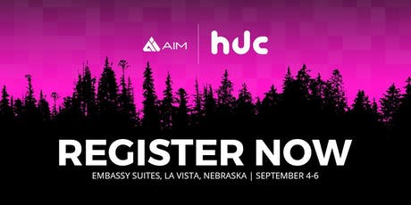 AIM Heartland Developers Conference (HDC) 2019 tickets