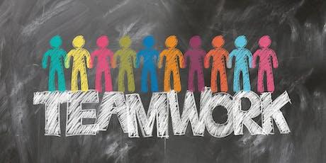 Estrategias para trabajar en equipo y aumentar productividad (Arecibo) tickets
